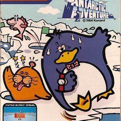 Antarctic Adventure MSX