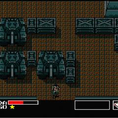 Metal Gear (MSX 2)