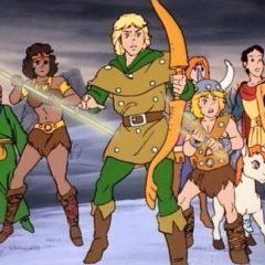 RetroDibus: Serie Dragones y Mazmorras (Dungeons & Dragons)