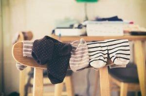 Como hacer manualidades con calcetines
