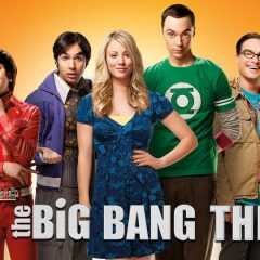 Escena tributo a Stephen Hawking de la serie The Big Bang Theory