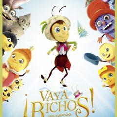 ¡Vaya Bichos! película de animación, estreno en agosto 2018