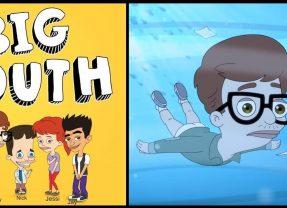Big Mouth serie de animación para adultos