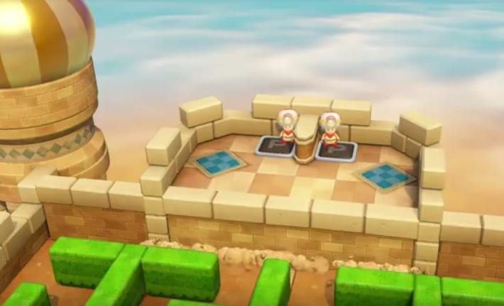 Captain Toad Treasure Tracker clonar