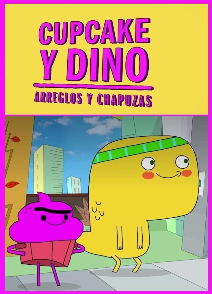 Cupcake y Dino