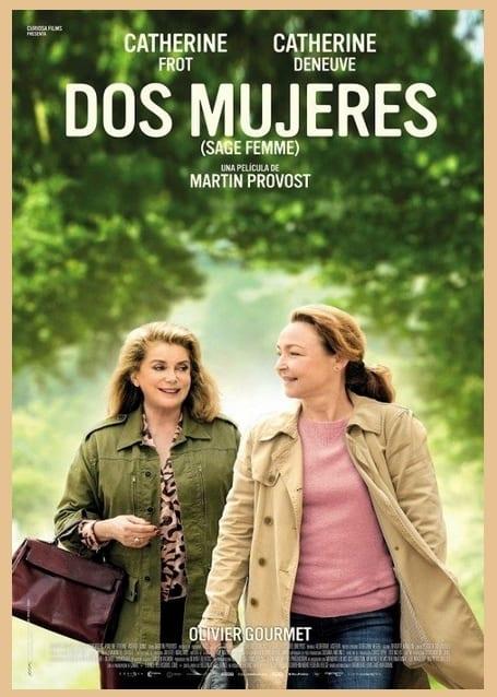 Estrenos en cine Vol.9 Dos mujeres