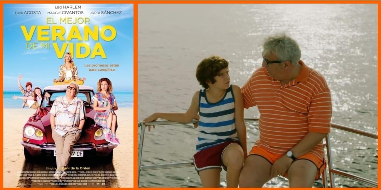 Estrenos de cine El Mejor Verano de mi Vida