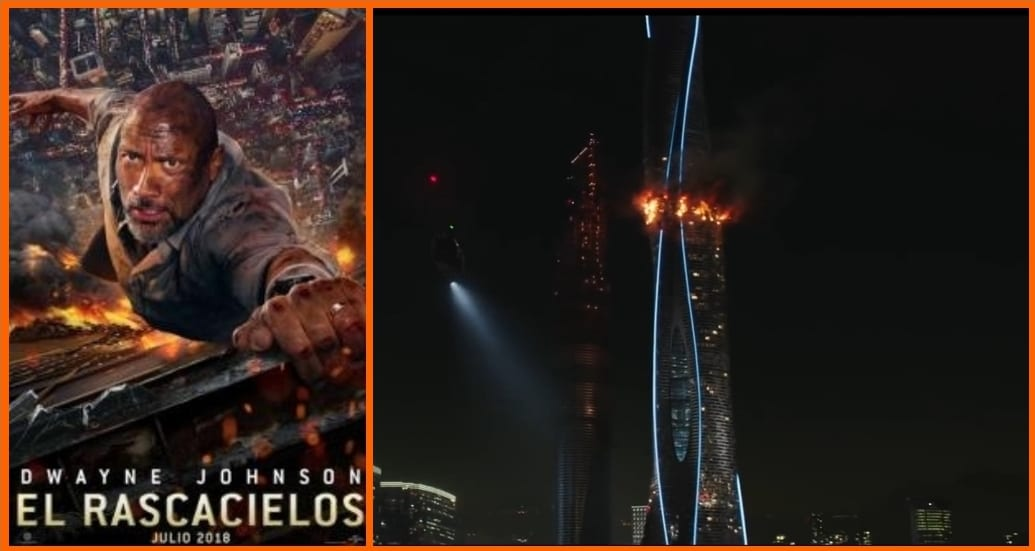Estrenos de cine El Rascacielos