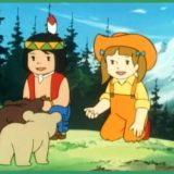RetroDibus: El bosque de Tallac, Jackie y Nuca