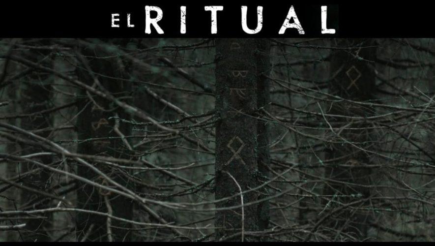 El ritual película