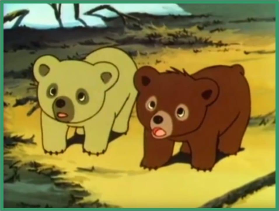 El bosque de Tallac, Jackie y Nuca
