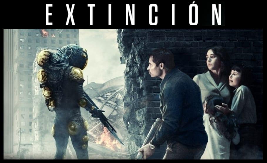 Película Extinción