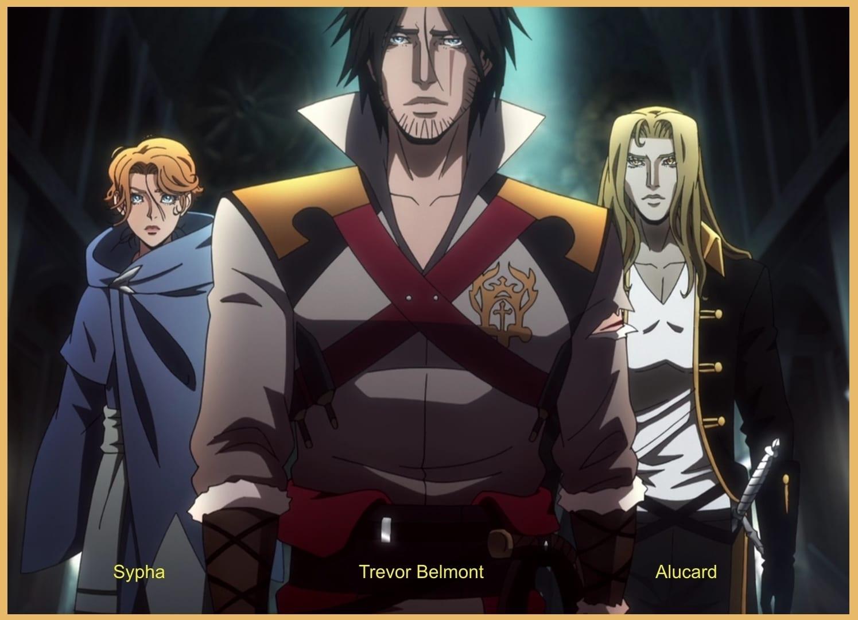 Castlevania personajes