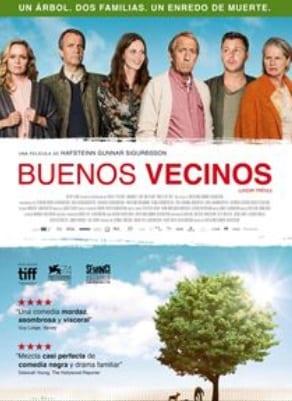 estrenos en cine Vol.10 Buenos vecinos