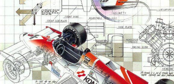 F1 Spirit MSX