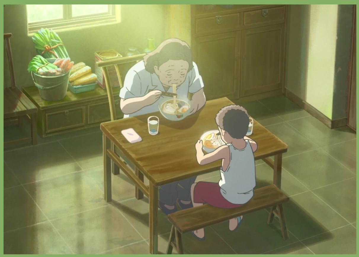 Flavors of Youth fideos de arroz