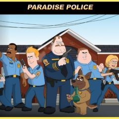 Paradise Police serie de Netflix, estreno en agosto
