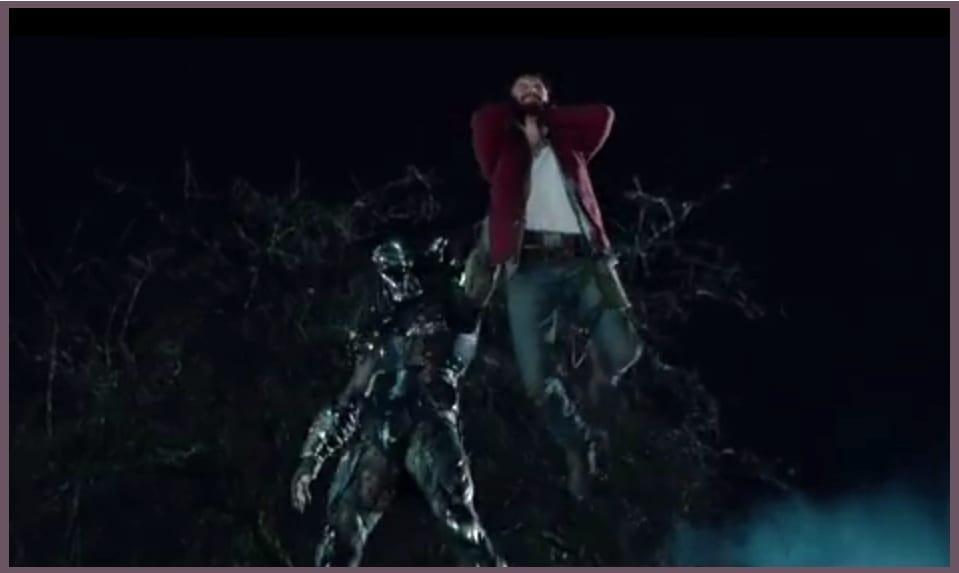 Predator escena de la película