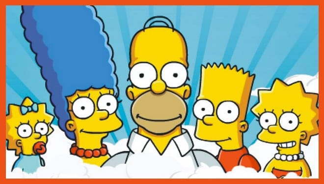 Test Los simpson