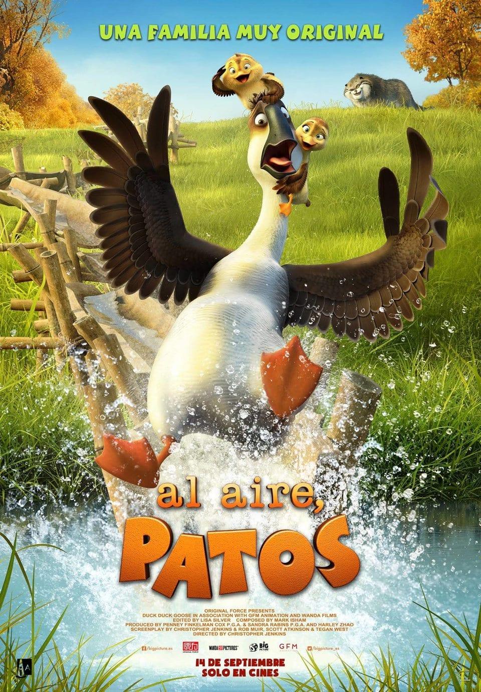 Al Aire, Patos