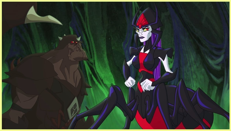 Kuilipari, un ejército de ranas Lord Marmoo y reina Jarrah