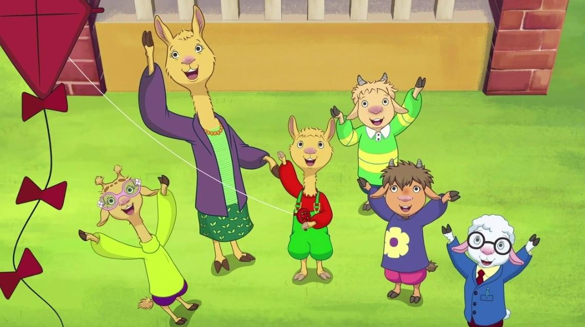 La llama Llama serie infantil