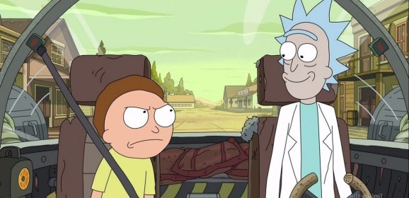 Test Rick y Morty