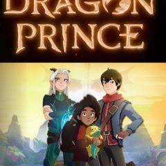 El príncipe dragón, nueva serie infantil de Netflix