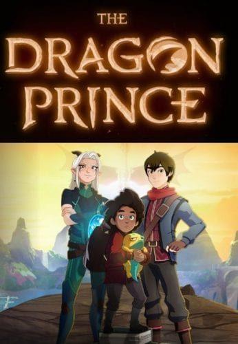 Serie el príncipe dragón