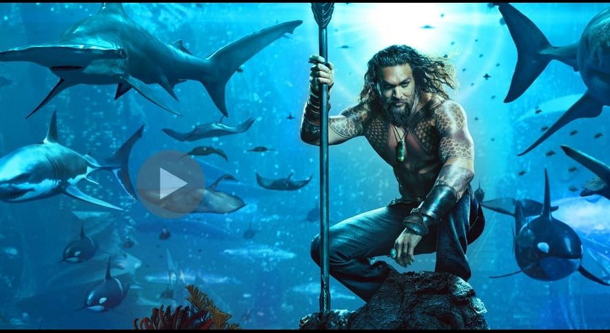 Aquaman de Warner Bros Pictures