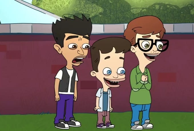 Big Mouth segunda temporada