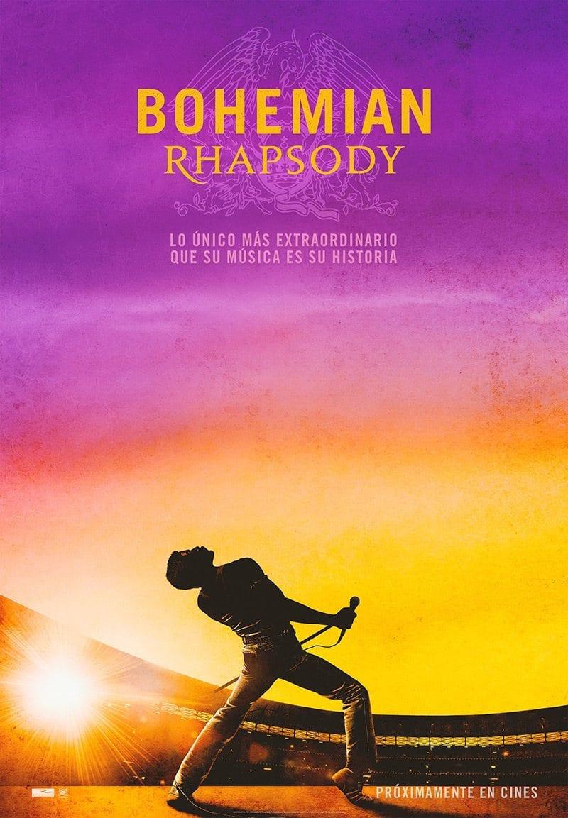 Estrenos de cine Bohemian Rhapsody