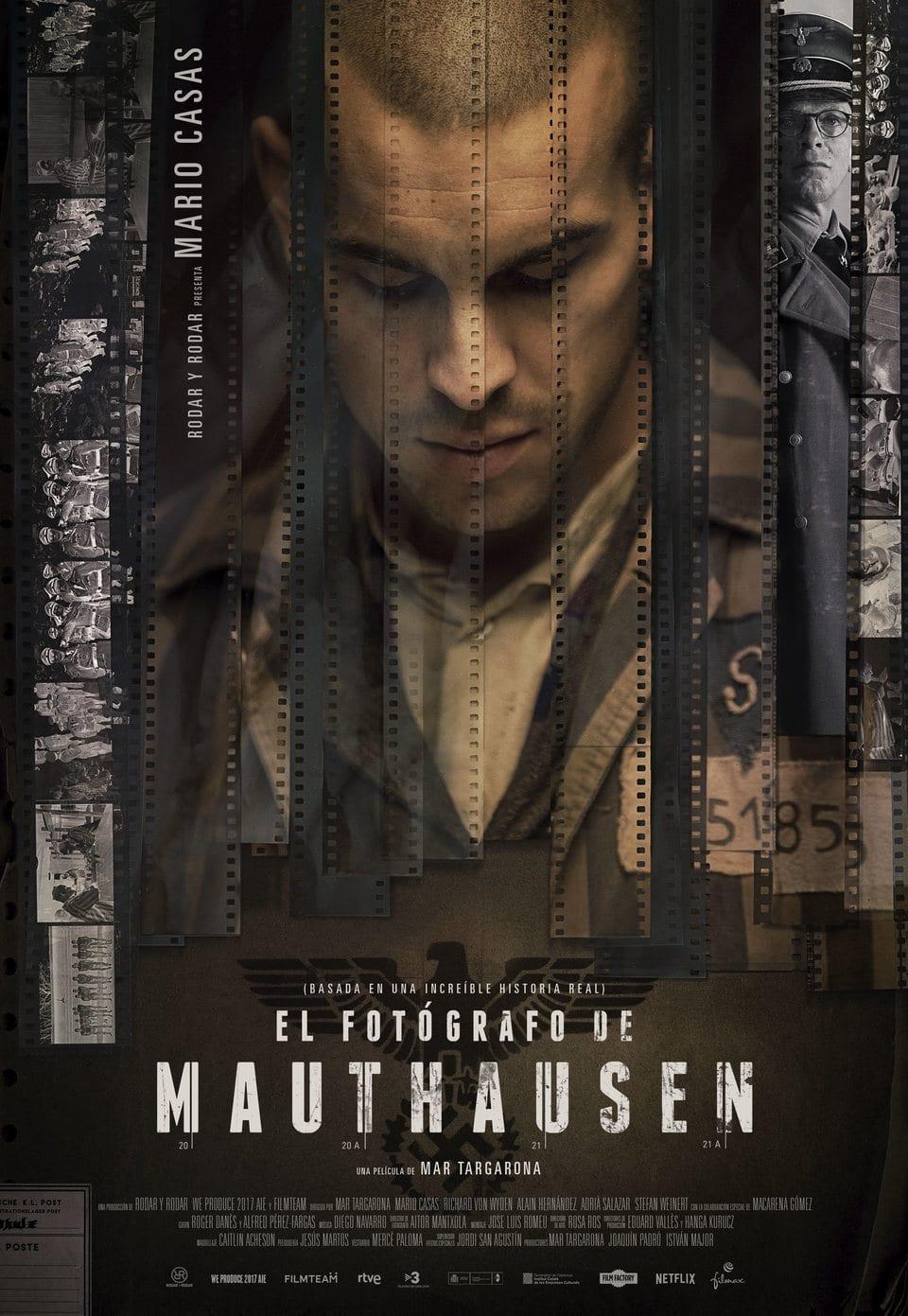 Estrenos de cine El fotógrafo de Mauthausen