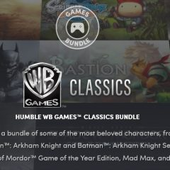 Pack de Humble Bundle WB
