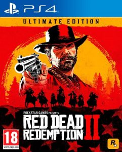 Red Dead Redemption 2 Ultimate PS4