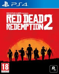 Red Dead Redemption 2 caratula