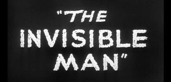 Halloween cuenta atrás: El hombre invisible (1933)