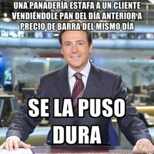 Memes de Matias - Dura