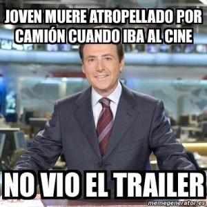 Memes de Matias - Trailer