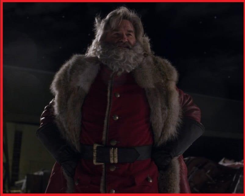Crónicas de Navidad Kurt Russell