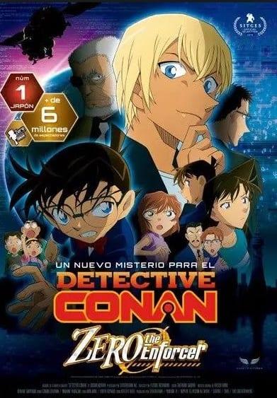 Detective Conan El Caso Zero