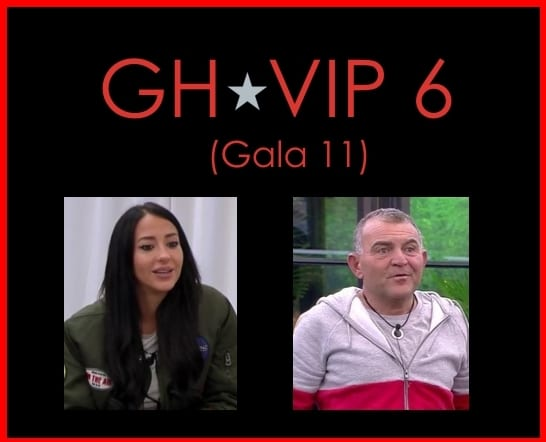 GH VIP 6 gala 11