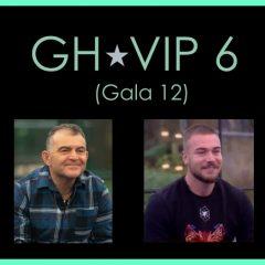 Esta noche Gala 12 de GH VIP 6 (29 de noviembre)