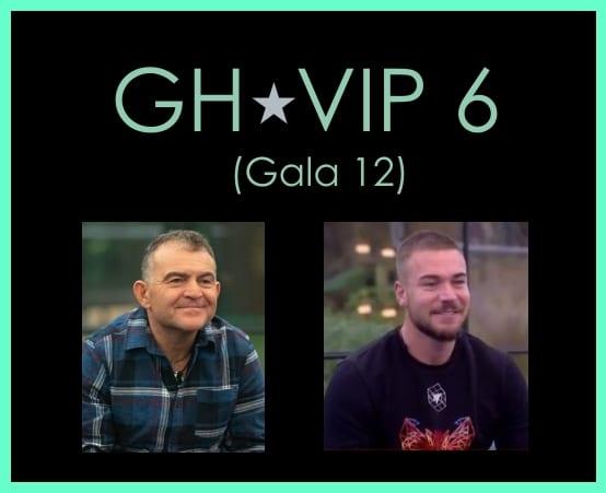 GH VIP 6 gala 12