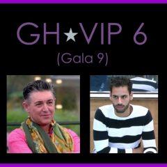 Esta noche gala 9 de GH VIP 6 (8 de noviembre)