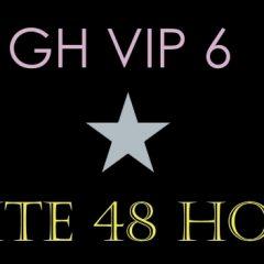 Esta noche Límite 48 Horas de GH VIP 6 (martes 13 de noviembre)