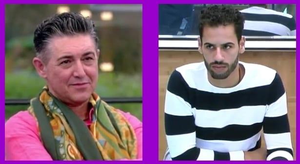 Los nominados de esta semana Ángel y Asraf