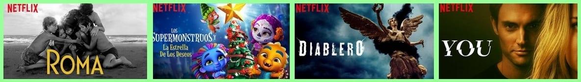 Novedades en Netflix para diciembre 2018