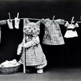 ¿Tirar la ropa vieja? Ni hablar!