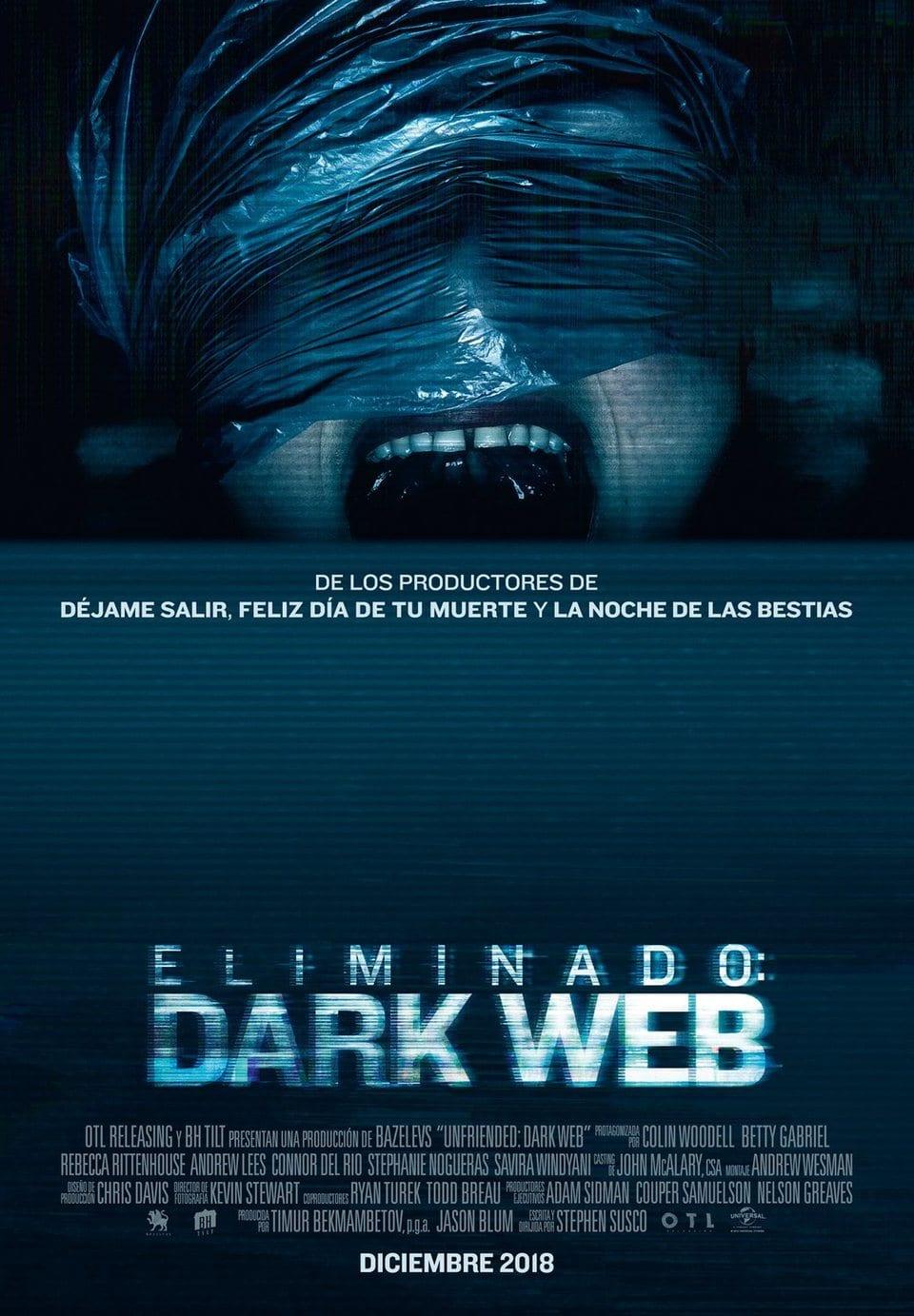 Eliminado Dark Web